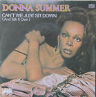 "Vinyle 45T Donna Summer ""Can't we just sit down"""