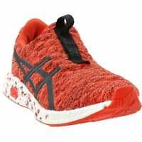 ASICS Hypergel-Kenzen Running Shoes  Casual Running  Shoes - Red - Mens