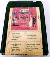 Henry Mancini 101 Strings The Of Henry Mancini (8-Track Tape, E 85015)
