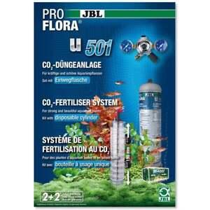 JBL ProFlora u501 Planted Aquarium Fish Tank CO2 System