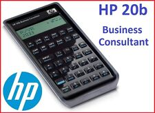NEW CALCULATOR HP 20b Business Consultant  ** Free shipping to Europe !!! **