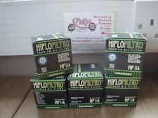 HUSQVARNA TE250 /TE250R FIT 2010/2014 HIFLO OIL FILTERHF116 5 PACK NOT KTM/HUSKY