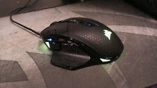 New listing Corsair Nightsword Rgb Gaming Mouse - Black (Ch-9306011-Na)