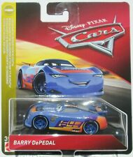 VOITURE DISNEY PIXAR CARS Barry Depedal