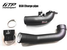 SGEAR FTP NEW BMW F30 F20 B58 3.0T CHARGE PIPE F22 F23 F31 F32 F33 F34 Aluminum