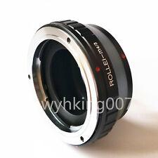 Rollei QBM Lens to Micro 4/3 M4/3 Adapter GH1 GF1 G3 GH3 GF3 E-P3 E-P2 GH2 GH4