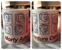 Rick and Morty 'Morty Adventure Card' Mug - It's Morty's Turn Cup by Rev-Level