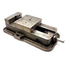 Kurt D60 1 Anglock Precision Machine Vise Width 6 Opening 7 14 Depth 1