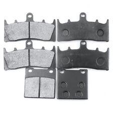 Front&Rear Brake Pads Fit For Suzuki GSF1200 S Bandit 01-05 GSXR750/1100W 93-00