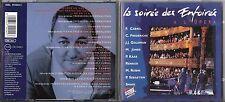 CD LA SOIREE DES ENFOIRES A L'OPERA 16T DE 1992 TBE