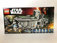 LEGO Star Wars 75103 First Order Transport - NEW - SEALED - RETIRED