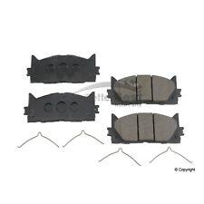 New Genuine Disc Brake Pad Set Front 0446506100 for Lexus Toyota