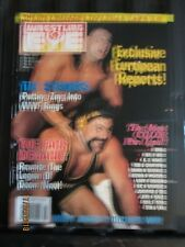 Revista Wrestling ojo de mayo de 1993, la cubierta Steiner Brothers Gratis P + P