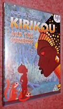 Kirikou & The Sorceress UK R2 DVD, Based on a traditional West African folk tale