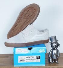 Lakai Skate Schuhe Shoes Griffin Cream Suede 12/47