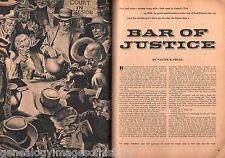 Gold Rush Miners Bar Of Justice - Fool Pickett