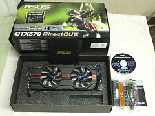 ASUS GTX 570 DCII/2DIS/1280MD5 GeForce GTX 570 (Fermi) 1280MB GDDR5 ( Excellent
