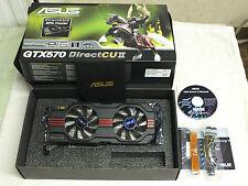 ASUS GTX 570 DCII/2DIS/1280MD5 GeForce GTX 570 (Fermi) 1280MB GDDR5 ( Excellent