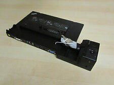 Lenovo ThinkPad Minidock Serie 3 con llaves - T420 T410 T520 T510 x220 L420 L520