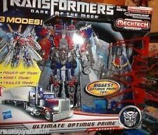 ULTIMATE OPTIMUS PRIME TRANSFORMERS DARK OF THE MOON MIB