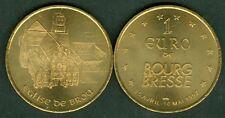 1 EURO TEMPORAIRE DES VILLES DE BOURG EN BERSSE 1997  ETAT  NEUF
