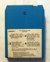 8-Track: The Moody Blues: Octave: blue cart