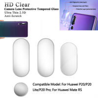 5X/10X Back Camera Lens 9H Tempered Glass Protector Film For Huawei P20 Lite Pro