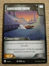 Transformers TCG - Wave 4 - Conversion Engine - R 010/064