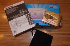 Sharp Minidisc Player / Recorder MZ MD SR75  (88) + AL + K