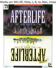 Afterlife 1996 PC Mac Linux Game