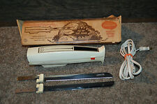 WORKING Vintage Sunbeam Electric Slicing Knife EK-100 GD COND!!!