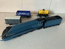 HORNBY R327 LNER 4468 MALLARD WITH  TENDER & Extras DCC Ready Please Read