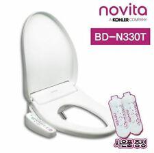 Novita BD-N330T Digital Bidet Electric Toilet Seat Dryer 220V-240V + Filter 2EA