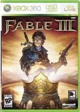 Fable III (Xbox 360), bonne Xbox 360 jeux vidéo