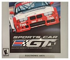Sports Car GT Pc Factory Sealed New Free US Shipping Classic Racing Game XP
