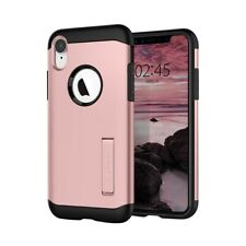 Spigen Apple iPhone X Slim Armor Case - Rose Gold