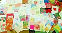 VTG Mid Century to 90's Greeting Cards Lot Birthday Mother's Father's Day Easter