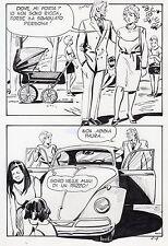 LE MANIAQUE  (BRUNO MARRAFFA) PLANCHE  ELVIFRANCE PAGE 4  COCCINELLE VOLKSWAGEN