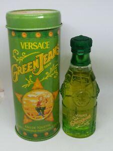 Versace Green Jeans 2.5 oz 75 ml For Men EDT NIB