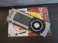 NVIDIA - GeForce GTX 970 4GB GDDR5 PCI Express 3.0 Graphics Card