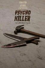 Halloween Michael Myers Psycho Killer Creator Studio 1:6  MIB