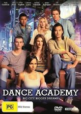 The Dance Academy DVD NEW Region 4 Xenia Goodwin