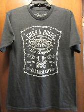 Guns N' Roses- Paradise City 2013- Dark Grey T-Shirt- Medium