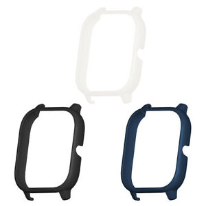 For Huami Amazfit GTS Protective Cover Smart Watch PC Frame Skin Case Shell @T