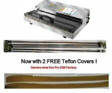 Weston PRO-2100 & PRO-2300-Pro 3000 SPECIAL ! 5 Wire elements PLUS 2 FREE Teflon
