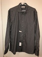 New With Tag Ermenegildo Zegna Tailored Fit Shirt Size XL