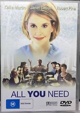 All You Need (DVD, 2006)