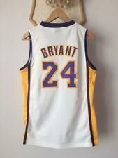 LOS ANGELES LAKERS NBA BASKETBALL JERSEY SHIRT KOBE BRYANT #24 SWINGMAN ADIDAS