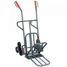 Carrello Portapacchi per scale Saliscale Bravetta 6 ruote 250 kg porta pacchi