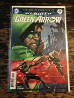 Green Arrow #21 DC Universe Rebirth Comic 1st Print 2017 Unread NM